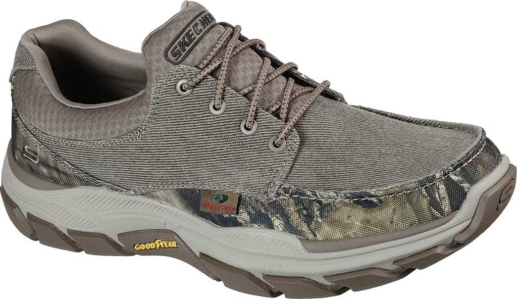 Men's Skechers Relaxed Fit Respected Loleto Sneaker, Camouflage, large, image 1