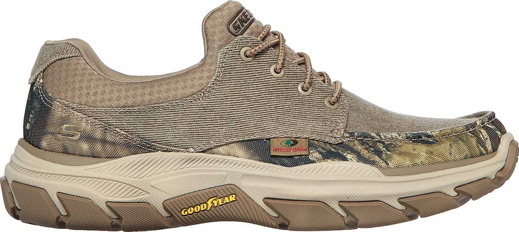 Men's Skechers Relaxed Fit Respected Loleto Sneaker, Camouflage, large, image 2