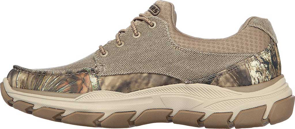 Men's Skechers Relaxed Fit Respected Loleto Sneaker, Camouflage, large, image 3
