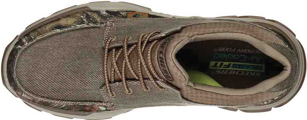 Men's Skechers Relaxed Fit Respected Loleto Sneaker, Camouflage, large, image 4