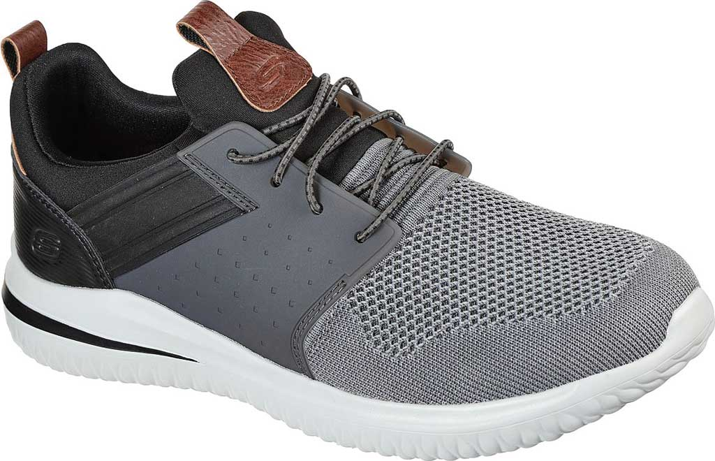 Men's Skechers Delson 3.0 Cicada Sneaker, , large, image 1