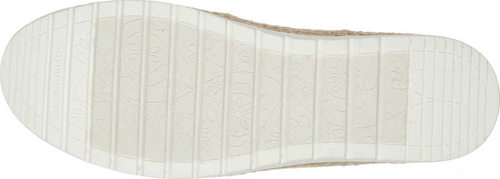 Women's Skechers BOBS Flexpadrille 3.0 Pastel Sky Vegan Slip On, White, large, image 5