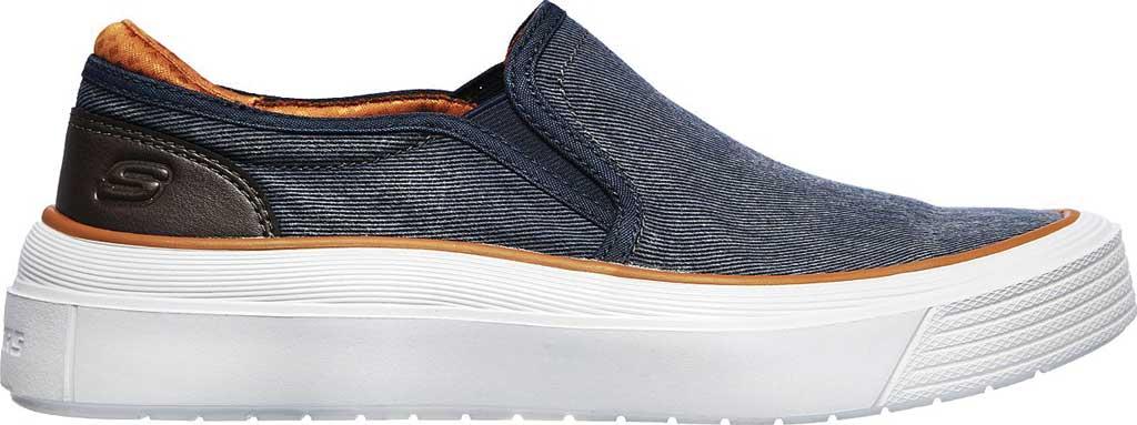 Men's Skechers Viewport Romell Sneaker, Navy, large, image 2