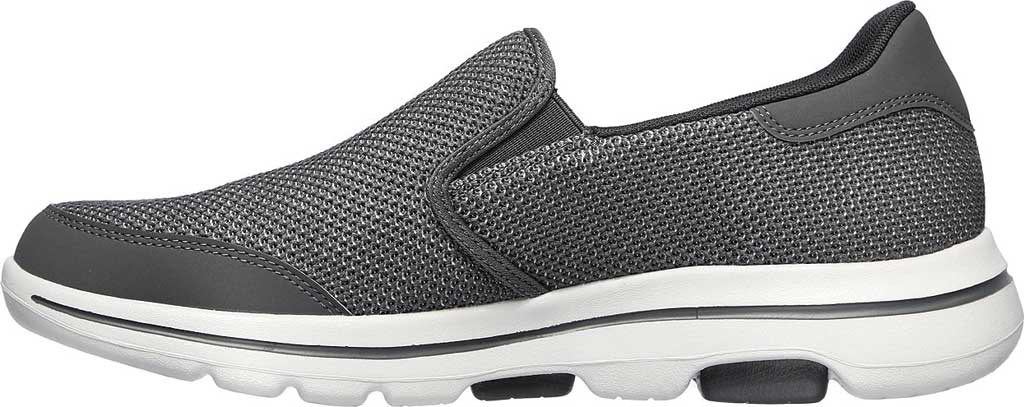 Men's Skechers GOwalk 5 Beeline Sneaker, Gray, large, image 3