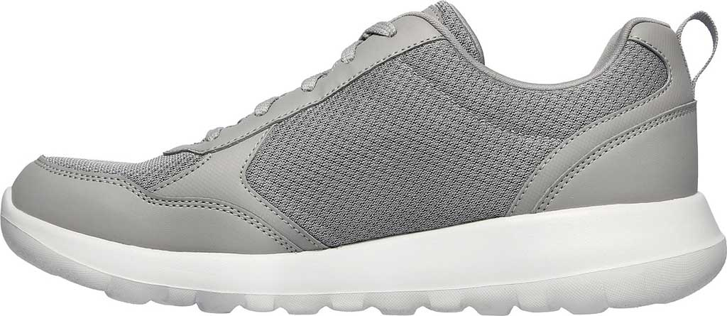 Men's Skechers GOwalk Max Painted Sky Sneaker, Gray, large, image 3