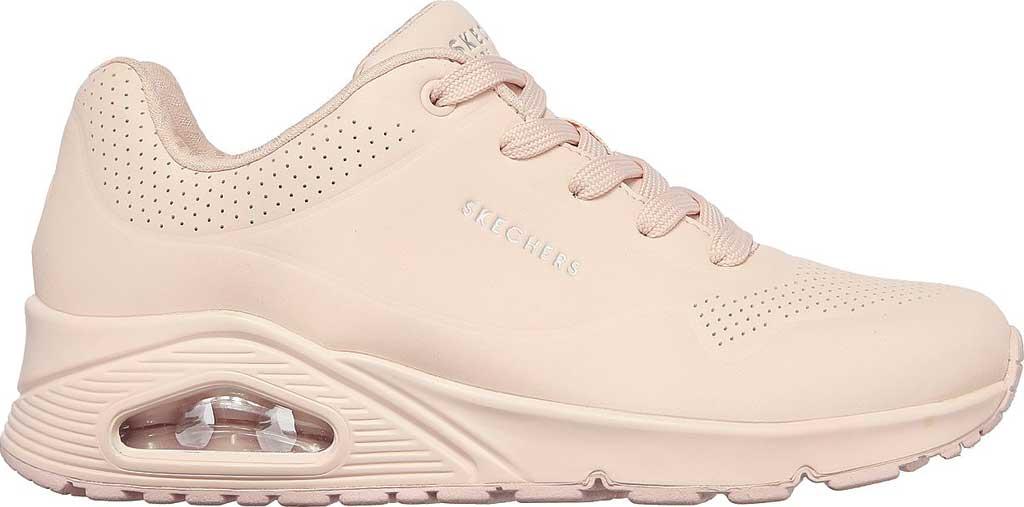 Women's Skechers Uno Frosty Kicks Sneaker, Light Pink, large, image 2