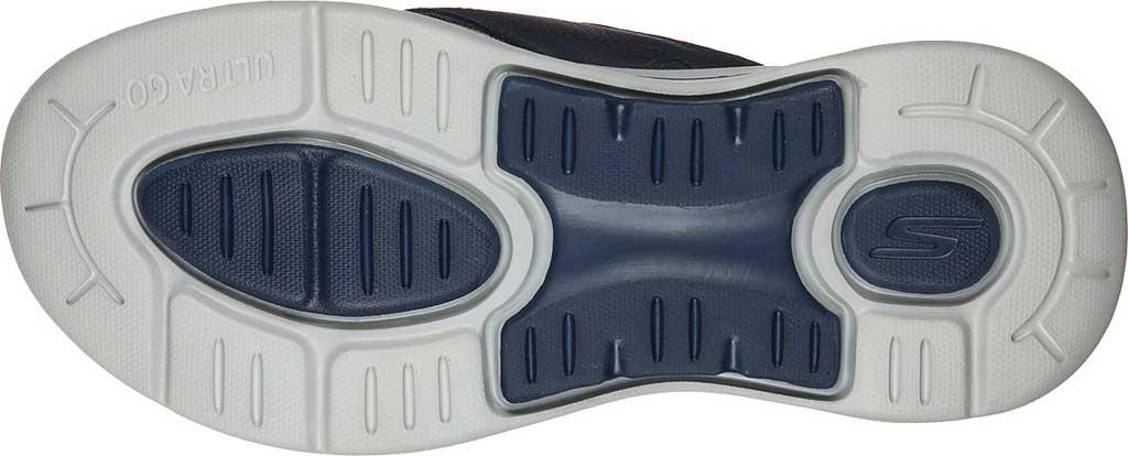 Men's Skechers GOwalk Arch Fit Flip Flop, Navy, large, image 5