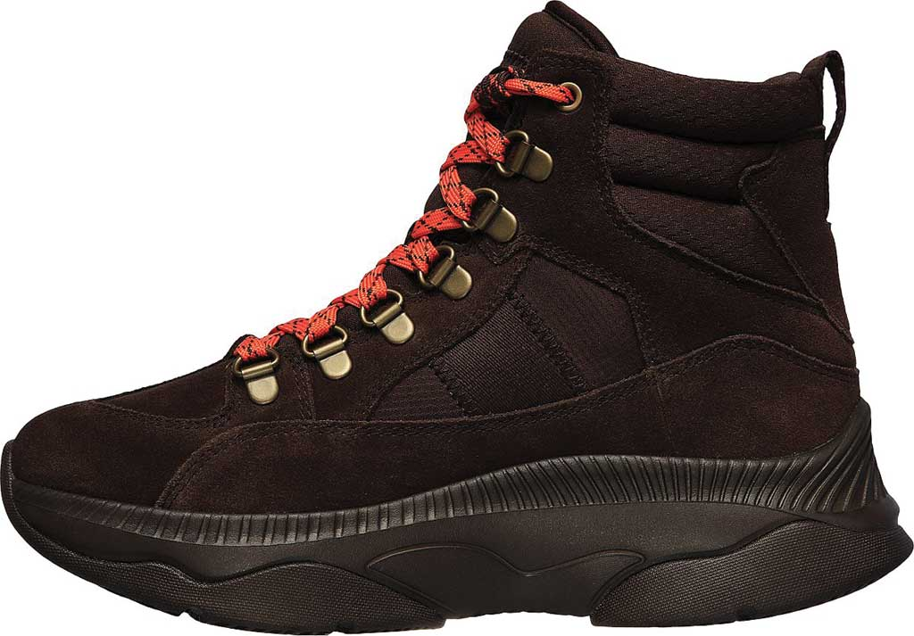 Women's Skechers On the GO Tempo Mountain Peak Trail Sneaker, Chocolate, large, image 3