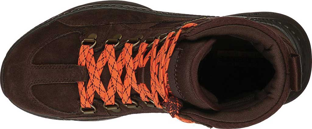 Women's Skechers On the GO Tempo Mountain Peak Trail Sneaker, Chocolate, large, image 4