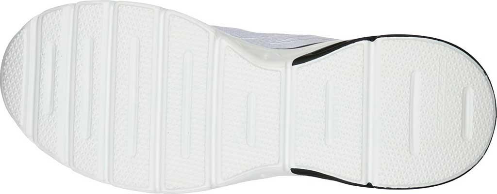 Men's Skechers GlideStep Sport Controller Vegan Sneaker, White/Black, large, image 5