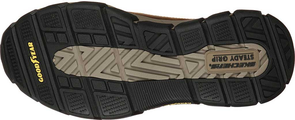 Men's Skechers Relaxed Fit Respected Catel Slip On Loafer, Chocolate Dark Brown, large, image 5