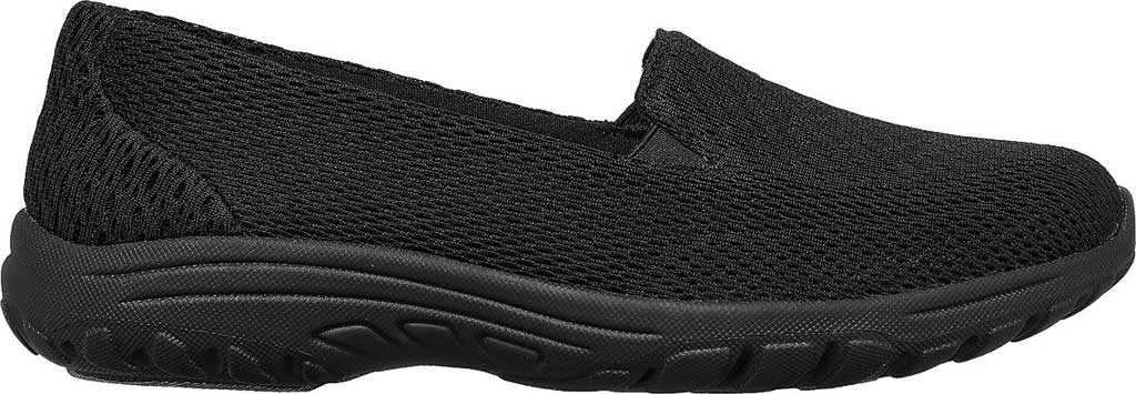 Women's Skechers Relaxed Fit Reggae Fest 2.0 Sweet Poise Sneaker, Black/Black, large, image 2