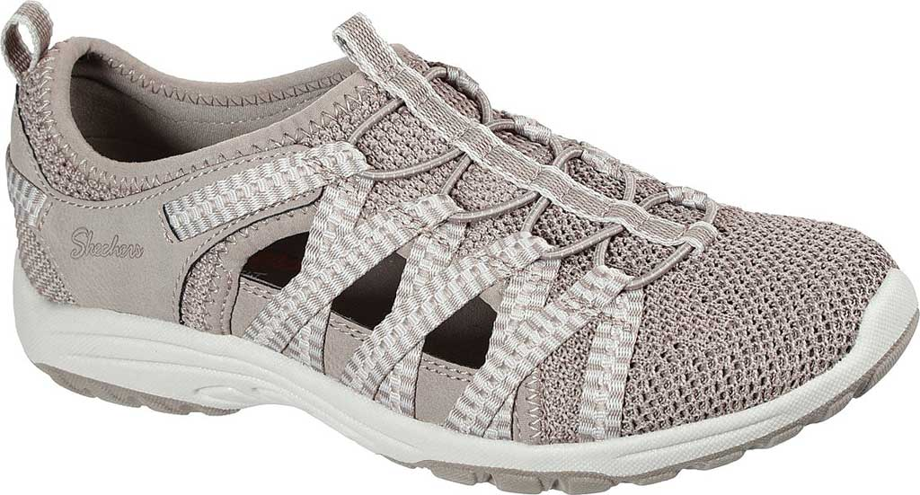 Women's Skechers Relaxed Fit Reggae Fest 2.0 Happy Getaway Sneaker, Taupe, large, image 1