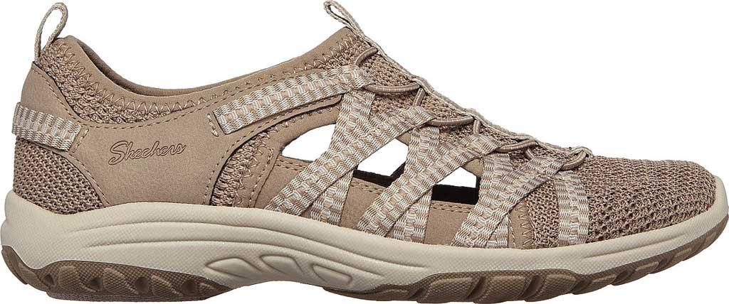 Women's Skechers Relaxed Fit Reggae Fest 2.0 Happy Getaway Sneaker, Taupe, large, image 2