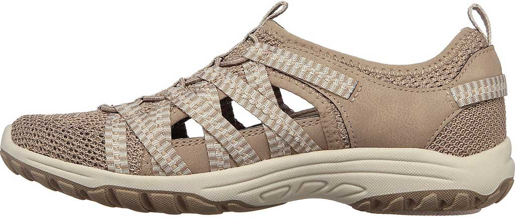 Women's Skechers Relaxed Fit Reggae Fest 2.0 Happy Getaway Sneaker, Taupe, large, image 3