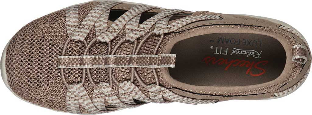 Women's Skechers Relaxed Fit Reggae Fest 2.0 Happy Getaway Sneaker, Taupe, large, image 4
