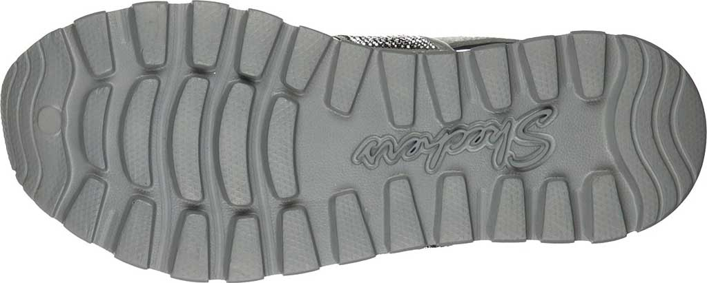 Women's Skechers Foamies Footsteps Slingback Sandal, Gray, large, image 5