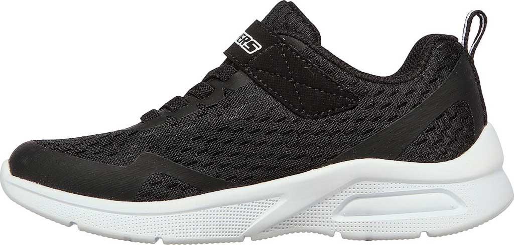 Boys' Skechers Microspec Max Torvix Sneaker, Black, large, image 3
