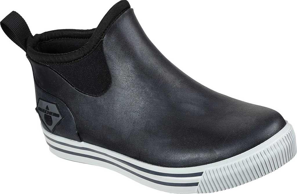 Women's Skechers Work Moltke Moncks Waterproof Chelsea Boot, Black, large, image 1