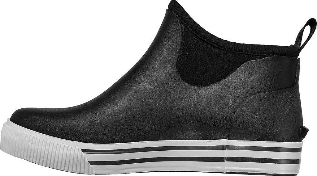 Women's Skechers Work Moltke Moncks Waterproof Chelsea Boot, Black, large, image 3