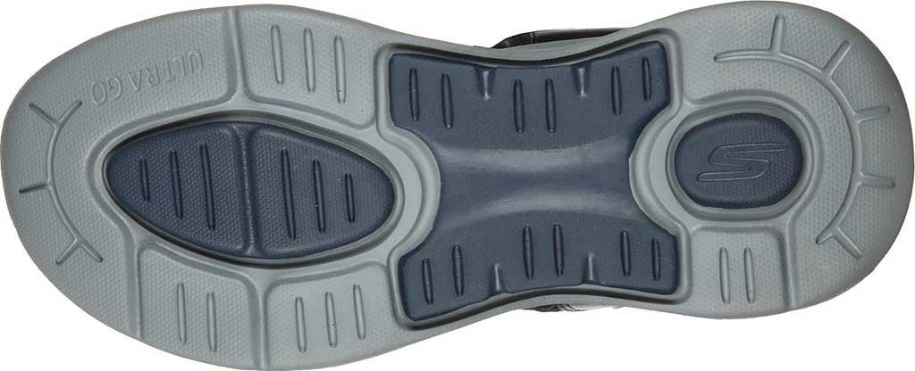 Men's Skechers GOwalk Arch Fit Mission Active Sandal, Black/Navy, large, image 5