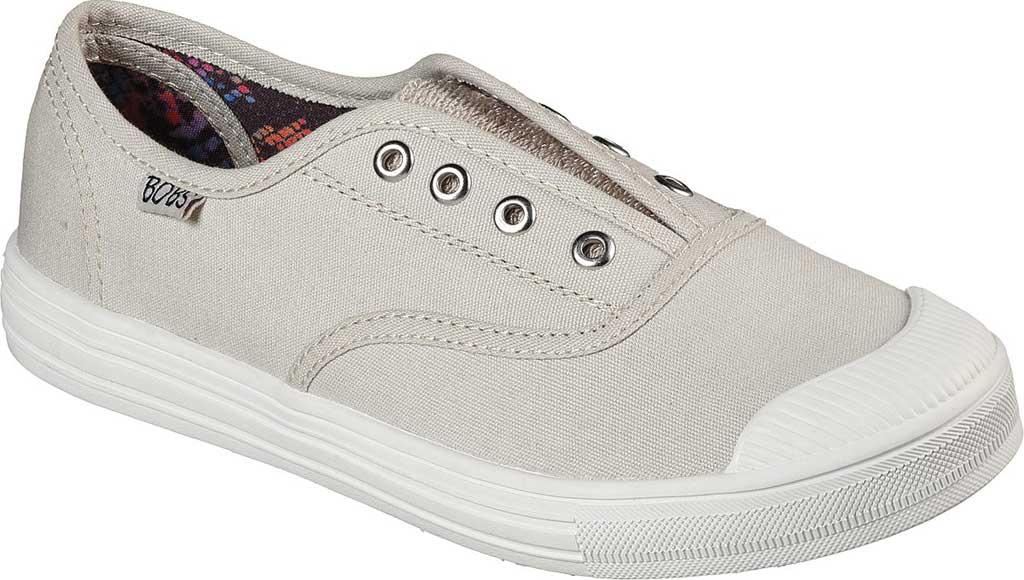Women's Skechers BOBS B Cool Jam Star Vegan Slip On Sneaker, Off White, large, image 1