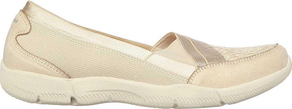 Women's Skechers Be Lux Winding Down Vegan Ballet Flat, , large, image 2