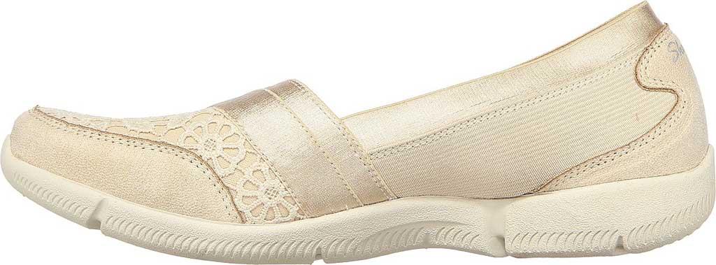 Women's Skechers Be Lux Winding Down Vegan Ballet Flat, , large, image 3