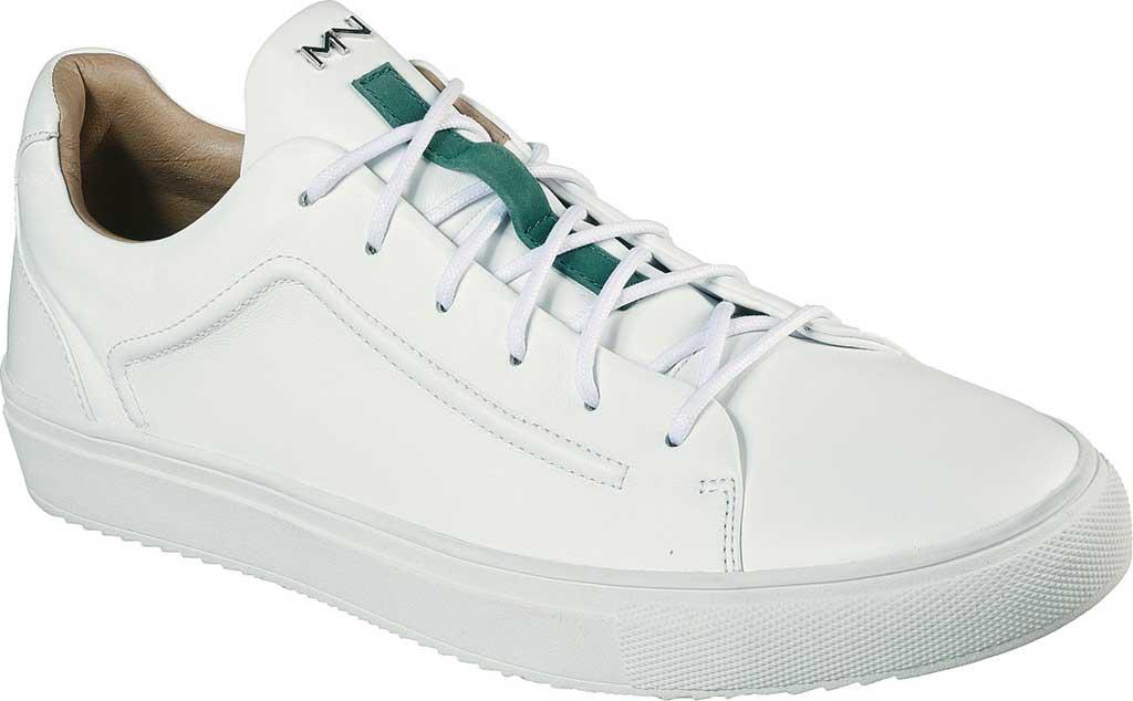 Men's Mark Nason Los Angeles Razor Nash Sneaker, White, large, image 1