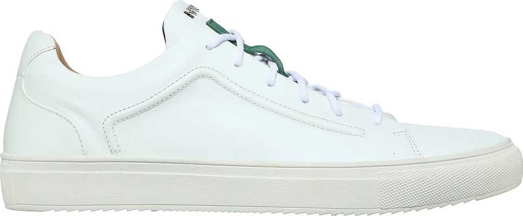 Men's Mark Nason Los Angeles Razor Nash Sneaker, White, large, image 2