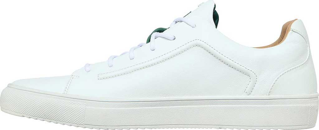 Men's Mark Nason Los Angeles Razor Nash Sneaker, White, large, image 3