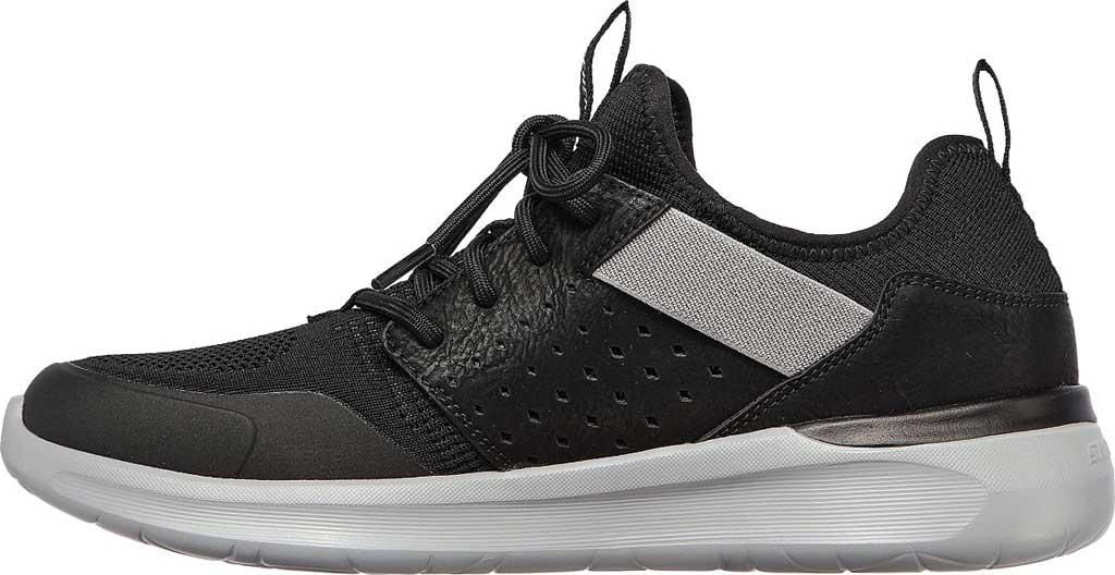Men's Skechers Lattimore Protero Vegan Sneaker, Black, large, image 3