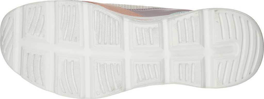 Women's Skechers BOBS Sport Arc Waves Glide & Fly Sneaker, Pink/Multi, large, image 5