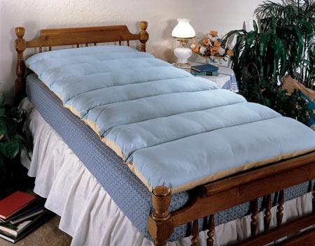 Spenco Silcore Bed Pad, White, large, image 2