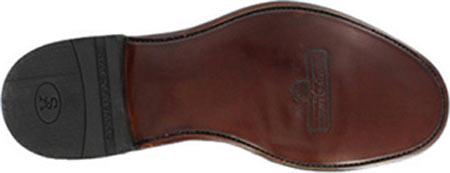 Men's Stacy Adams Madison 00015, White Kidskin Leather, large, image 3