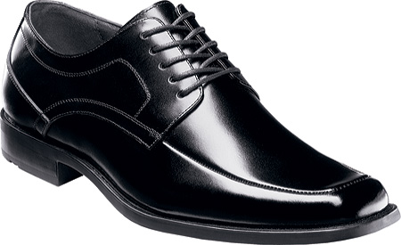 Men's Stacy Adams Calhoun 20117, Black Leather, large, image 1
