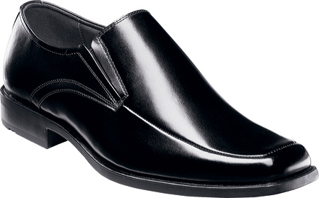 Men's Stacy Adams Cassidy 20118, Black Leather, large, image 1