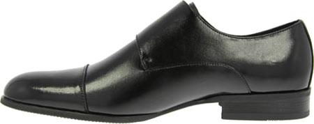 Men's Stacy Adams Gordon 20148, Black Leather, large, image 3