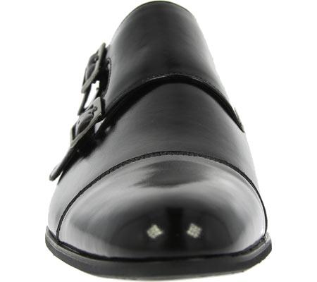 Men's Stacy Adams Gordon 20148, Black Leather, large, image 4