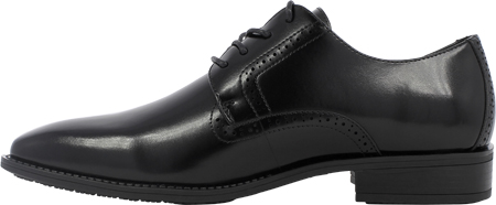 Men's Stacy Adams Ardell Plain Toe Oxford 20162, Black Leather, large, image 3