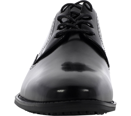 Men's Stacy Adams Ardell Plain Toe Oxford 20162, Black Leather, large, image 4