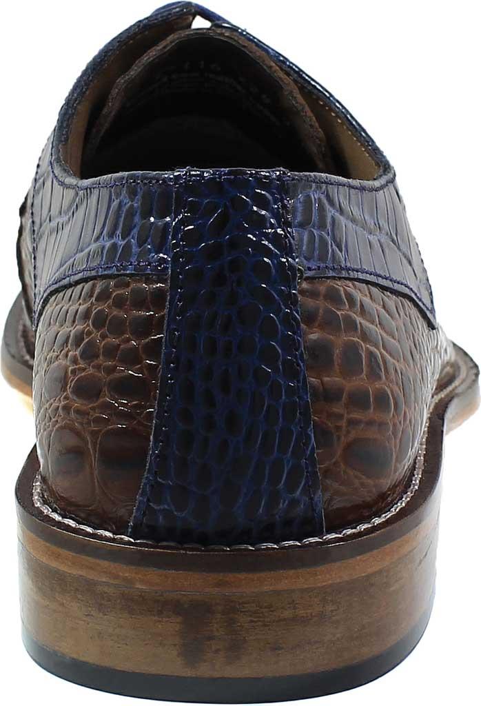 Men's Stacy Adams Garelli Plain Toe Oxford 25116, , large, image 5
