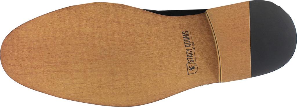Men's Stacy Adams Dunbar Wingtip Oxford, Indigo Leather, large, image 7