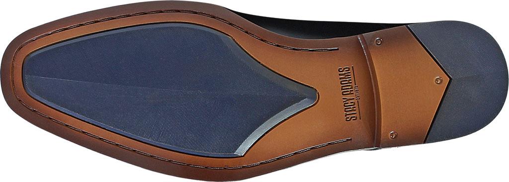 Men's Stacy Adams Baldwin Moc Toe Monk Strap 25188, Tan Smooth Leather, large, image 7