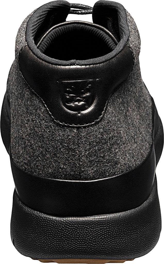 Men's Stacy Adams Hartley Chukka Boot, Charcoal Wool Felt, large, image 4