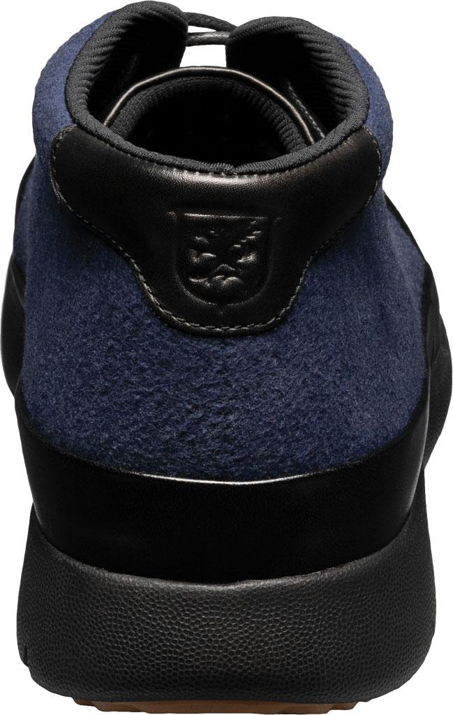 Men's Stacy Adams Hartley Chukka Boot, Navy Wool Felt, large, image 4