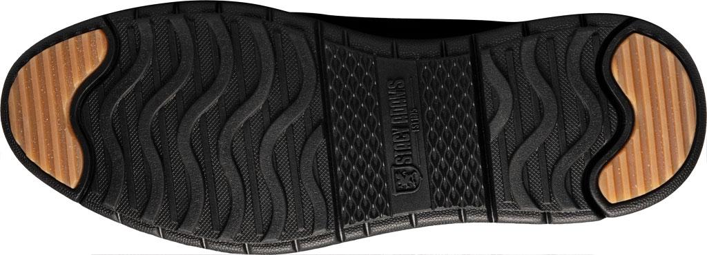 Men's Stacy Adams Hartley Chukka Boot, Navy Wool Felt, large, image 6