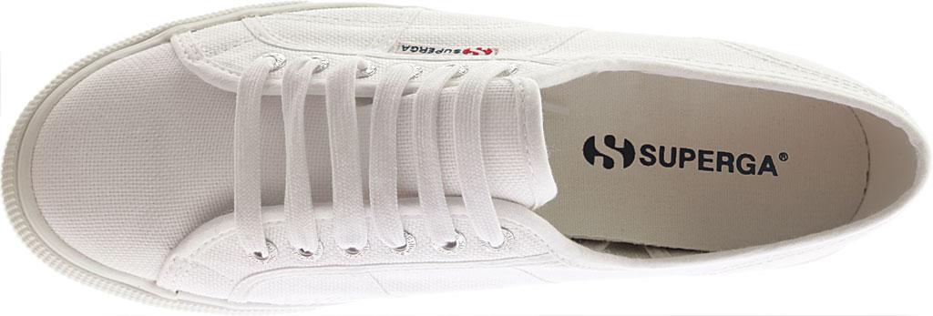 Women's Superga 2790 ACTOW Flatform Sneaker, White, large, image 5