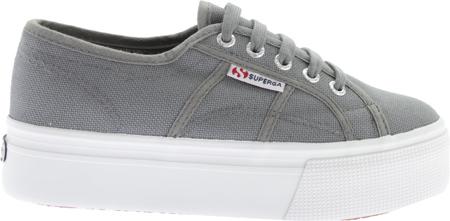 Women's Superga 2790 ACTOW Flatform Sneaker, Grey Sage, large, image 2