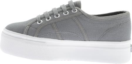 Women's Superga 2790 ACTOW Flatform Sneaker, Grey Sage, large, image 3